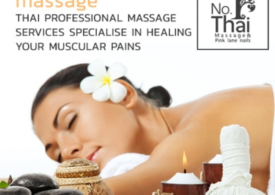 Thai Professional massage Herbal ball