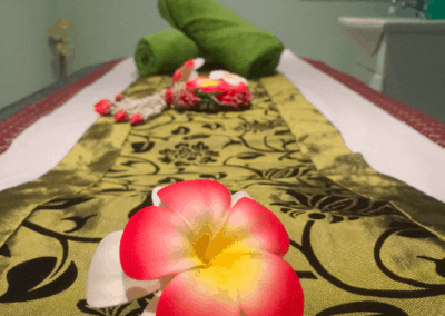 Gallery Massage bed No.1 Thai Massage Newcastle,Thai Traditional Massage and Beauty