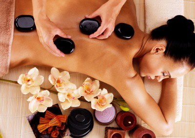 Hot Stone Massage Near me in Newcastle
