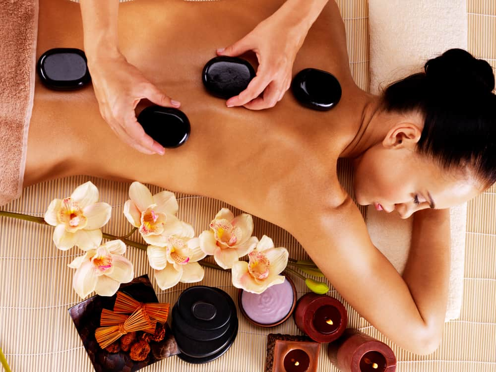 Hot Stone massage in Newcastle, No.1 Thai massage