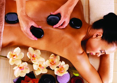 Hot Stone Massage in Newcastle