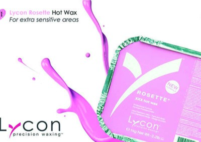 Lycon Hot Wax precision waxing