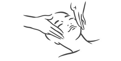 REN Facial Massage