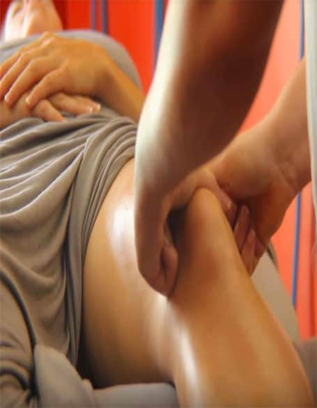 Deep Tissue - Sports massage Top legs